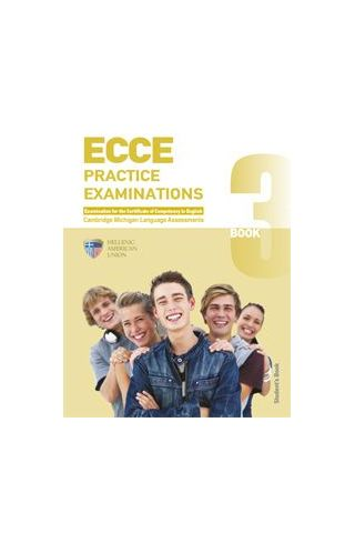 ECCE Practice Examinations Book 3 Student's Book