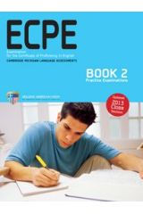 ECPE Practice Examinations Book 2 Teacher's Edition with 4 CDs