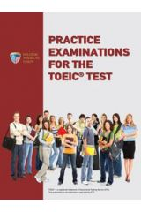 Practice Examinations For The Toeic Test with 5 Audio CDs