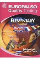 EUROPALSO QUALITY TESTING ELEMENTARY A1 - Student's Book (ΜΑΘΗΤΉ)