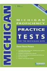 Michigan Proficiency Practice Tests for the ECPE Student's Book & Glossary (Revised 2013)