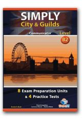 SIMPLY City and Guilds B2 Audio Cds