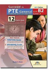 Succeed in PTE B2 Audio CDs