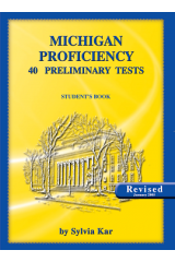 Michigan Proficiency 40 Preliminary Tests Student's Book