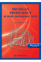 Michigan Proficiency 40 More Preliminary Tests Student's Book