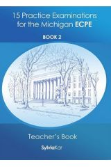 15 Practice Examinations for the Michigan ECPE Book 2 CDs