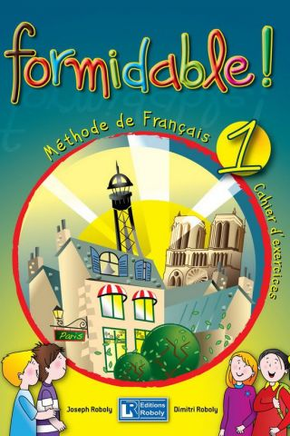Formidable 1 – Cahier d'exercices