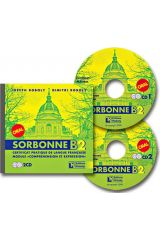 Sorbonne B2 Certificat Pratique de Langue Francaise - 2 CD Audio