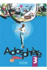 ADOSPHERE 3 METHODE (+ AUDIO CD)