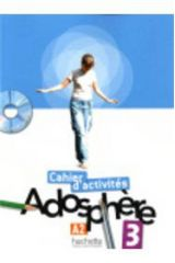 ADOSPHERE 3 A2 CAHIER (+ CD-ROM)
