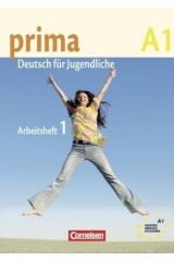 Prima A1, Band 1, Arbeitsbuch