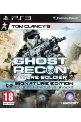 TOM CLANCY'S GHOST RECON FUTURE SOLDIER - SIGNATURE…