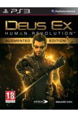 DEUS EX: HUMAN REVOLUTION- AUGMENTED EDITION