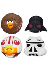 ANGRY BIRDS STAR WARS FOAM FLYERS