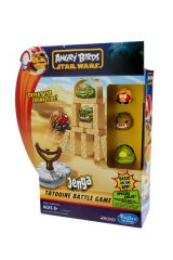 ANGRY BIRDS STAR WARS JENGA LAUNCHER GAMES