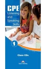 CPE Listening & Speaking Skills 1 Class Audio CDs (set of 6)