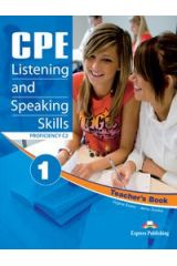 CPE Listening & Speaking Skills 1 Teacher's Book (overprinted)