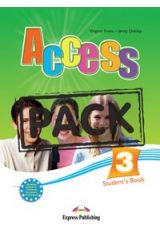 Access 3 Iebook Pack (Greece) (Student'S Book, Iebook)