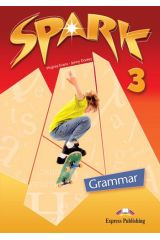 SPARK 3 GRAMMAR BOOK (Monstertrackers)