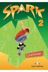 SPARK 2 GRAMMAR BOOK (Monstertrackers)