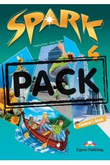Spark 4 Student's Book (+ ieBook) Pack (Greece)