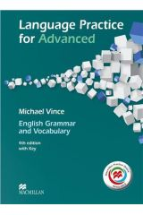 Language Practice for Advanced + Key Pack