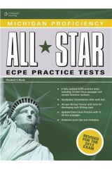 Michigan Proficiency All Star ECPE Practice Tests Student's book & Glossary Pack Revised 2013