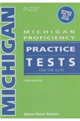 Michigan Proficiency Practice Tests Audio Cd (Revised 2013)