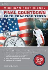 Michigan Proficiency Final Countdown ECPE Practice Tests Teacher's book With Glossary Pack (Revised 2013)