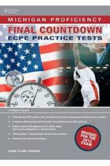 Michigan Proficiency Final Countdown ECPE Practice Tests Audio Cd (Revised 2013)