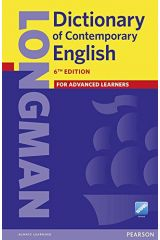Longman Dictionary of Contemporary English 6th edition Print & Online