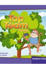 Top Team Pre-Junior Student's Book with Picture Dictionary and Audio CD