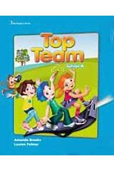 Top Team Junior A Student's Book with Starter Booklet and Picture Dictionary