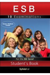 ESB 10 Examinations for the B2 Level Student Book