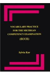 Vocabulary Practice for the Michigan ECCE Student book