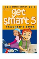Get Smart 5 Teacher's Book