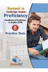 Succeed in Cambridge English Proficiency 8 Practice Tests CDs