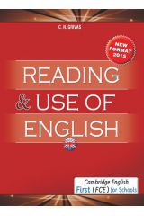 NEW FCE READING & USE OF ENGLISH STUDENT'S FORMAT 2015