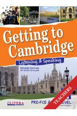 Getting to Cambridge Listenign and Speaking 1 Teacher's Book