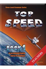 Top Speed 1: Teacher's Book