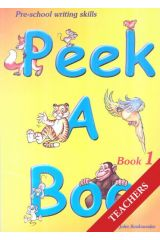 Peek A Boo 1 Teacher's book