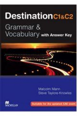Destination C1 & C2 Grammar and Vocabulary with Key
