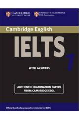 Cambridge IELTS 1 Student's Book With Answers