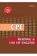 CPE Reading & Use of English Student's (New Format 2013)