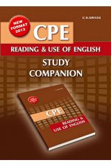 CPE Reading & Use of English Companion (New Format 2013)