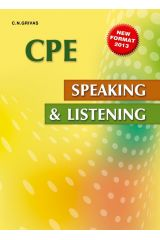 CPE Speaking & Listening Student's (New Format 2013)