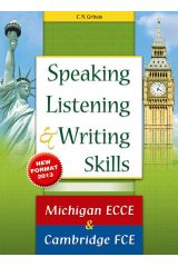 ECCE & FCE Speaking, Listening & Writing Skills CDs (10) (2013)