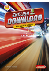 English Download B1+ Student's book + E-book