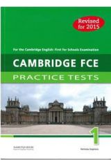 Cambridge FCE Practice Tests 1 Teacher's book Revised 2015