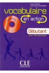 Vocabulaire En Action Debutant (+CD+CORRIGES+150 EX)